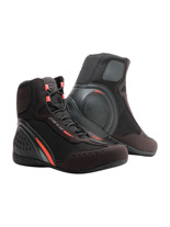 black/fluo-red/ anthracite