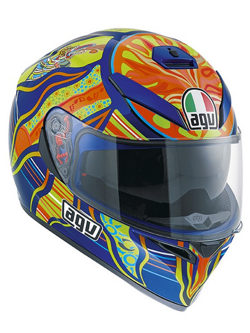 Kask AGV K-3 SV / FIVE CONTINENTS
