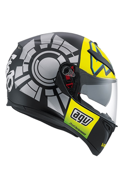 Kask AGV K-3 SV / WINTER TEST