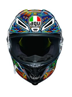 Kask integralny Pista GP R Limited Edition ROSSI WINTER TEST 2018