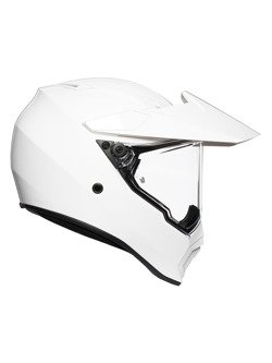 Kask off-road AGV AX9 biały