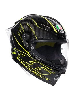 Kask integralny AGV PISTA GP R TOP PROJECT 46 3.0